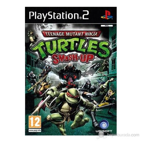 Teenage Mutant Ninja Turtles Smash-up Ps2