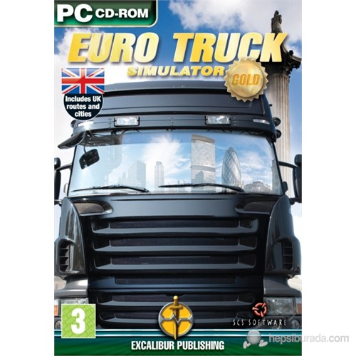 Euro Truck Simulator Gold Pc