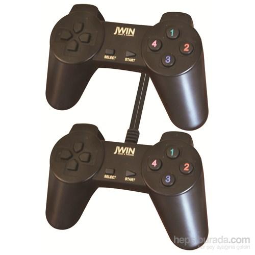 Jwin USB-1120 2 Lİ USB Gamepad