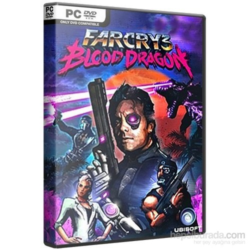 Far Cry 3 Blood Dragon PC