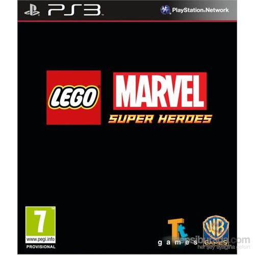 Lego Marvels Super Heroes PS3