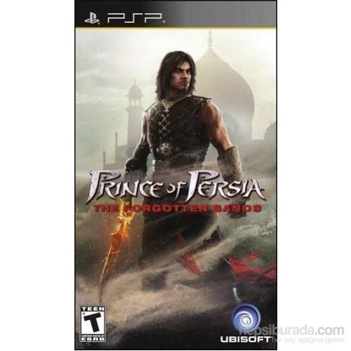 Pirnce Of Persia Forgotten Sands PSP