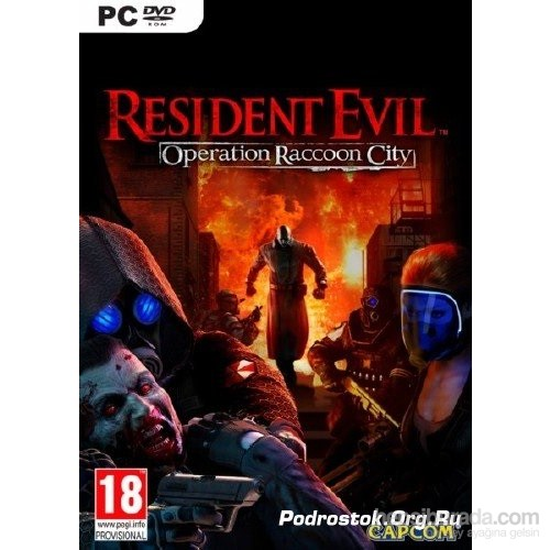 Resident Evil Operation Raccoon City PC