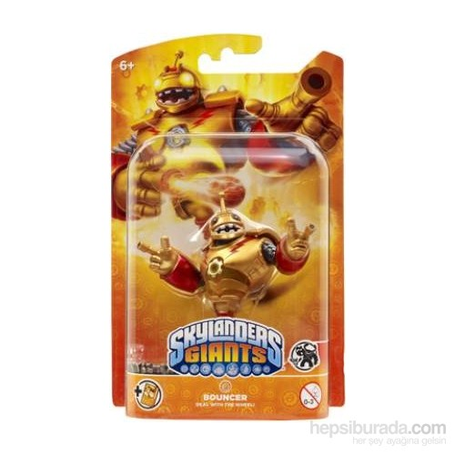 Skylanders Giants Bouncer Giant