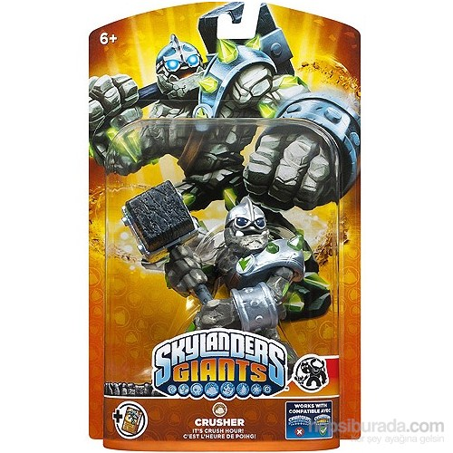 Skylanders Giants Crusher Giant