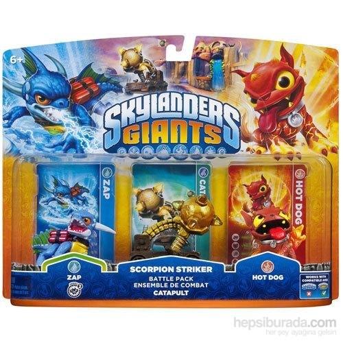 Skylanders Giants Macera Paketi Scorpion Striker