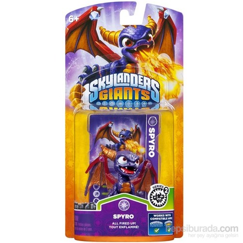Skylanders Giants Spyro