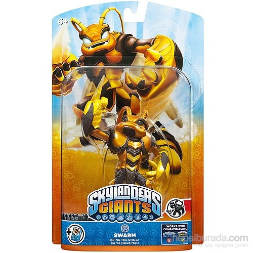 Skylanders Giants Swarm Giant