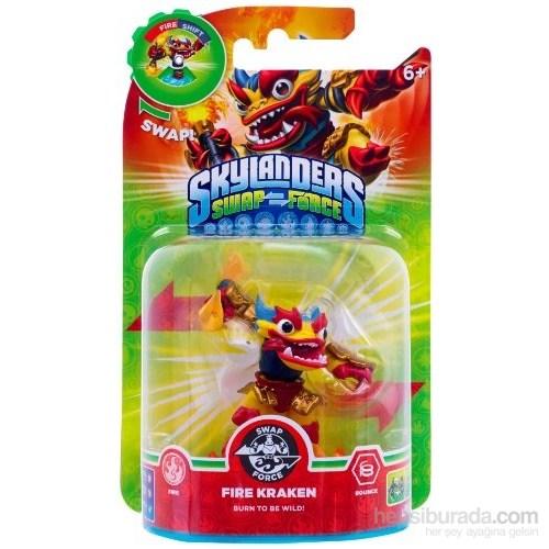 Skylanders Swap Fire Kraken Swap