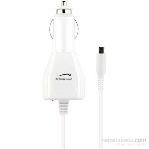 Speedlink DS Araç Şarjı Beyaz