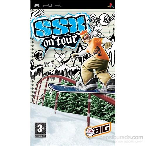 Ssx On Tour PSP
