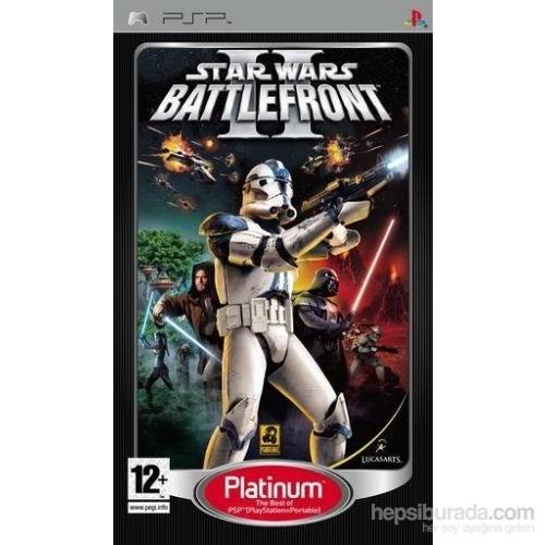 Star Wars Battlefront 2 PSP