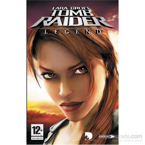 Tomb Raider Legend PSP
