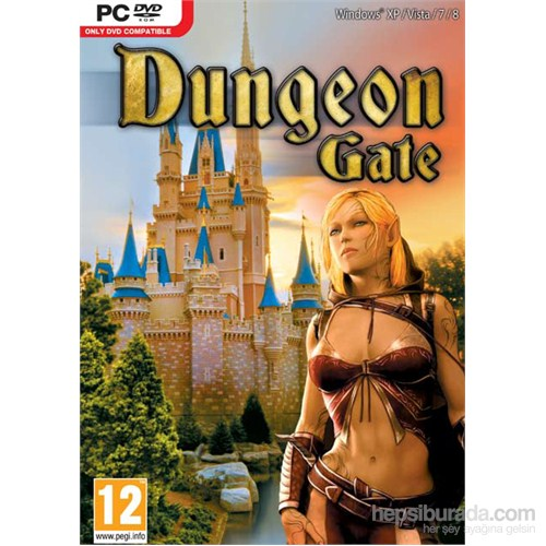 Dungeon Gate PC