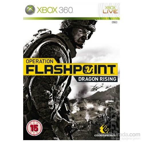 FlashPoint 2 Dragon Rising Xbox 360