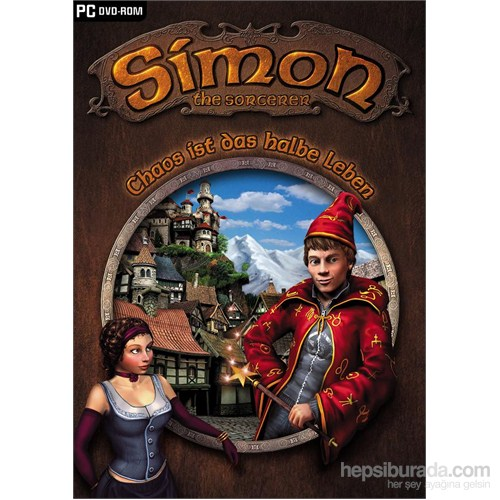 Simon The Sorcerer PC