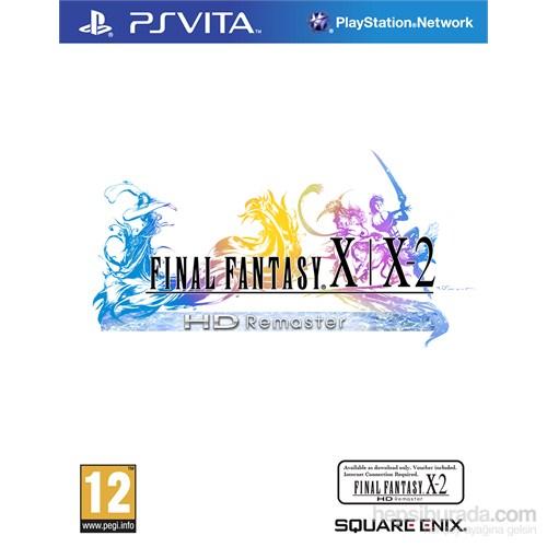 Final Fantasy X X-2 HD PS Vita