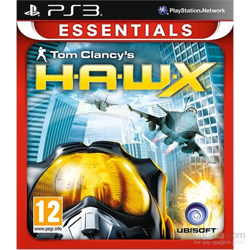 Tom Clancys Hawx PS3