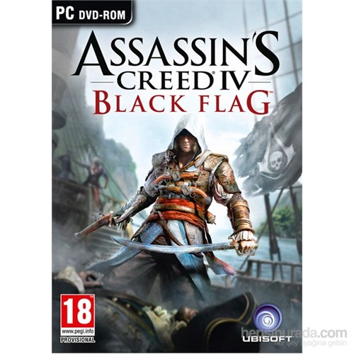 Assassin Creed IV Black Flag Standart Edition PC