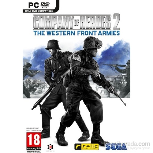 Company Of Heroes 2 The Western Front Armies Pc