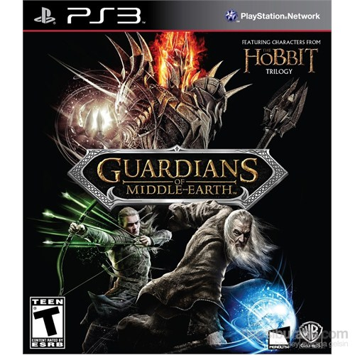 Hobbit-Quardian Of Middle Earth PS3