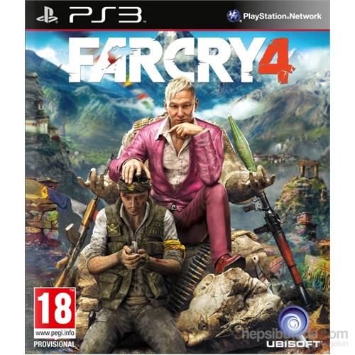 Far Cry 4 PS3 Limited Edition