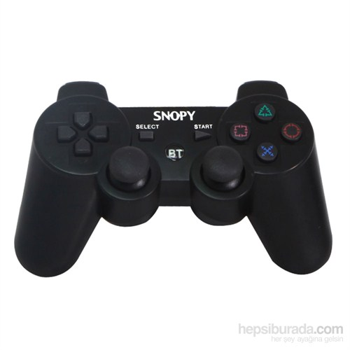Snopy SG-408 PS3 Bluetooth Kablosuz Joypad