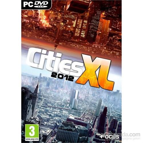 Cities Xl 2012 PC