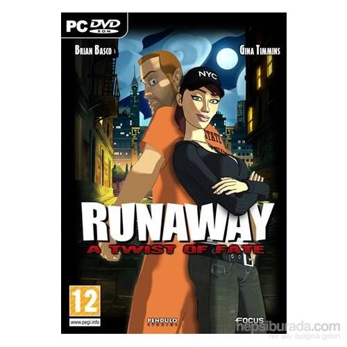 Runaway: A Twist Of Fate Pc