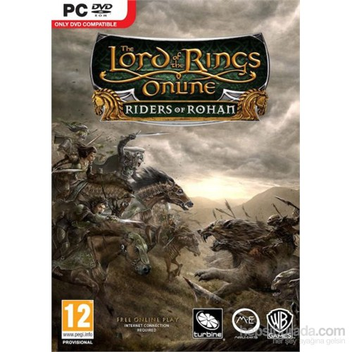 Lord Of The Rings Online: Riders Of Rohan Pc