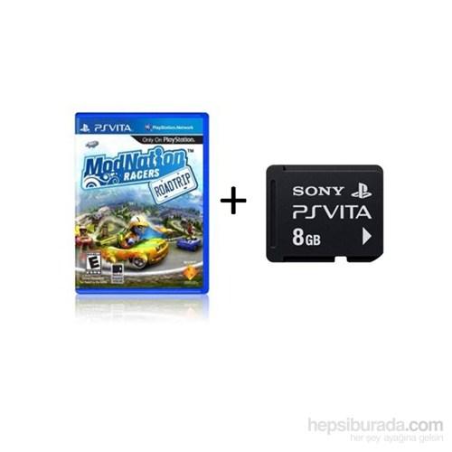 ModNation Racers & Vita Memory Card 4GBl Ps Vita