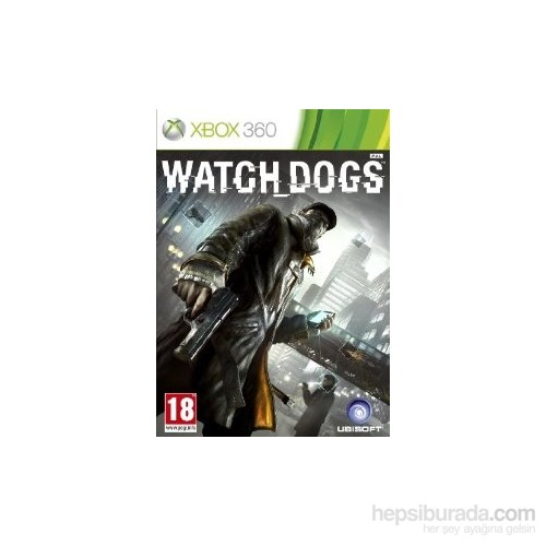 Watch Dogs Std. Edition X360