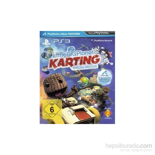 LittleBig Planet Karting Special Edition PS3