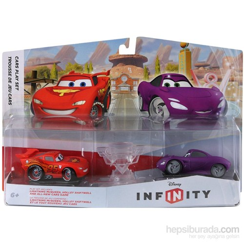 Disney Infinity Cars Playset