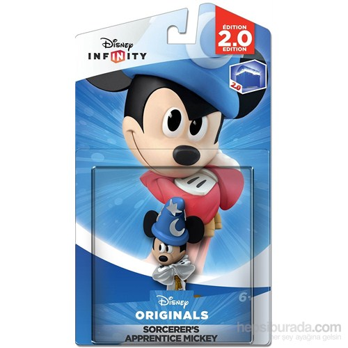 Disney Infinity 2.0 Crystal Mickey