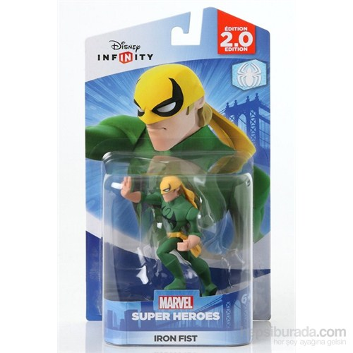 Disney Infinity 2.0 Iron First