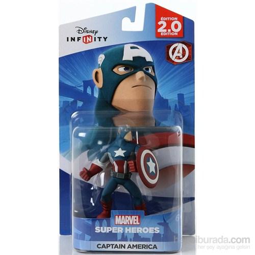 Disney Infinity 2.0 Captan America