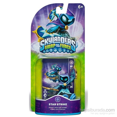 Skylanders Swap Star Strike