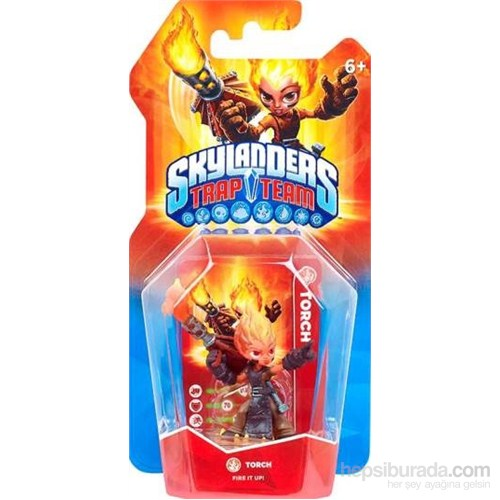 Skylanders Trap Team Single Torch