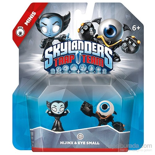 Skylanders Trap Team Mini Hijinx + Eye Small