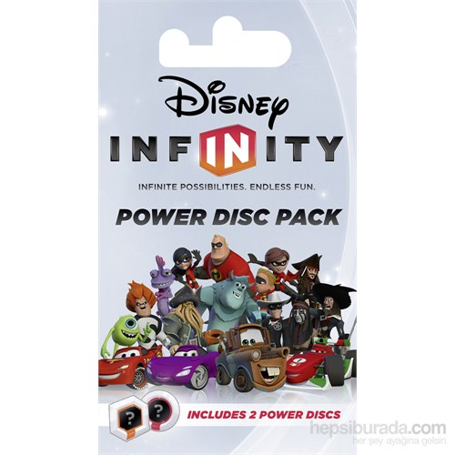 Disney Infinity Power Disc Wave 1