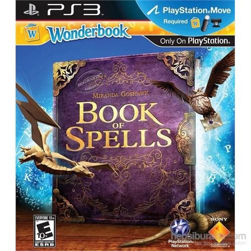 Book of Spells/Wonderbook PS3