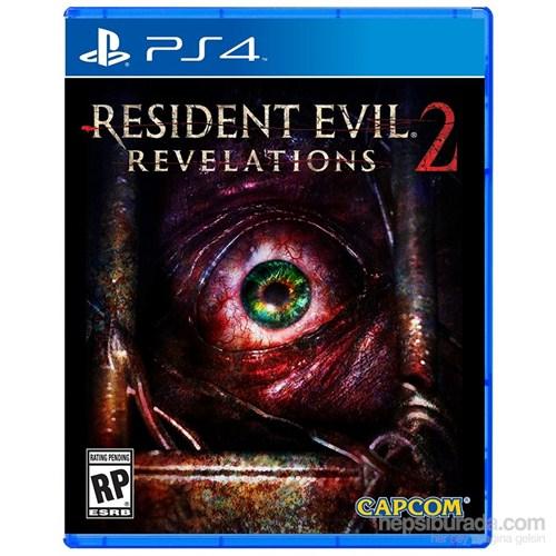 Resident Evil : Revelations 2 PS4