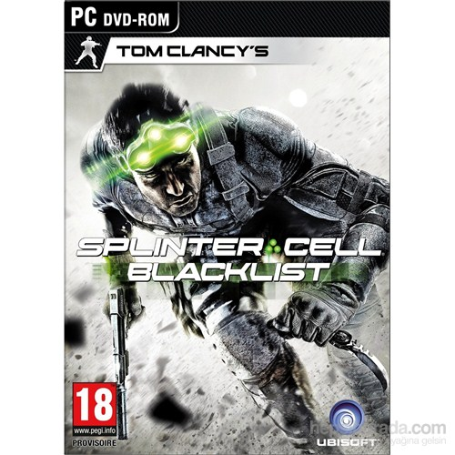 Splinter Cell Blacklist Standart Edition PC