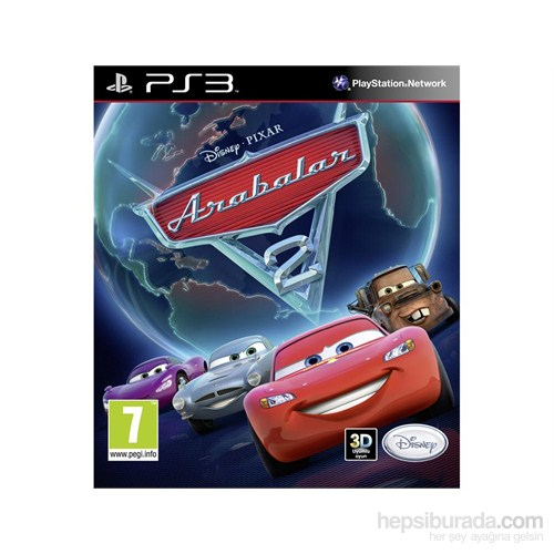 Cars 2 Ps3