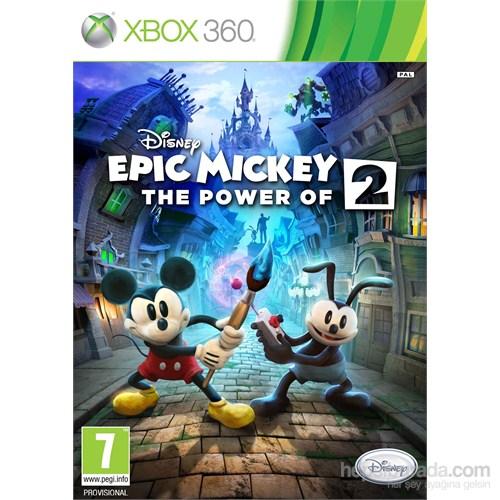 Disney Epic Mickey 2 Xbox 360
