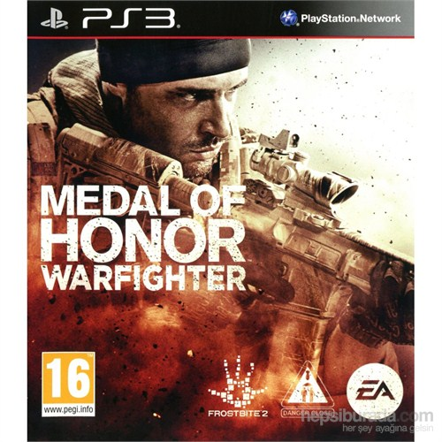 Medal Of Honor Warfighter Ps3 Oyunu