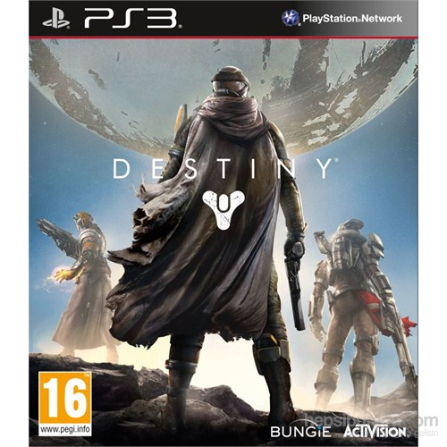 Destiny Ps3 Oyunu