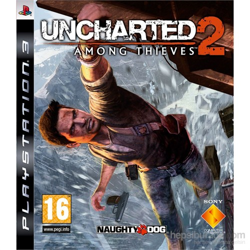 Uncarted 2 Among Thıeves Ps3 Oyunu