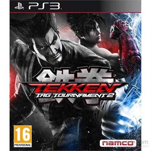 Tekken Tag Tournament 2 Ps3 Oyunu